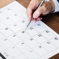 2019 Calendar Available