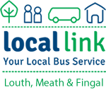 Locallink Louth Meath & Fingal Logo